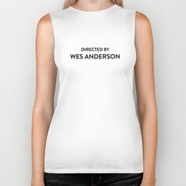 directed by Wes A Biker Tank