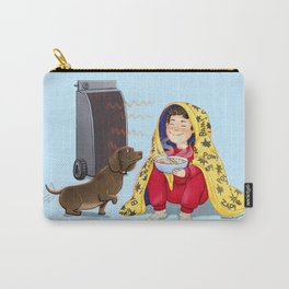 Hot Soup Carry-All Pouch