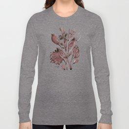 Organic Impressions No. 106 by Kathy Morton Stanion Long Sleeve T-shirt
