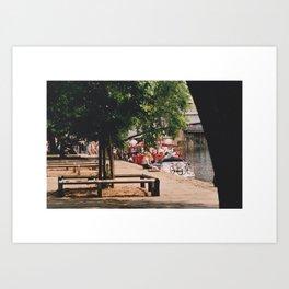 York 35mm Summer 2018 Art Print
