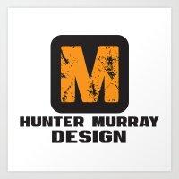 MURRAY Art Print