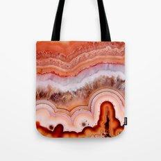 ORANGE AGATE Tote Bag