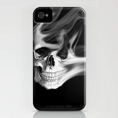 Smokin Skull iPhone (4, 4s) Slim Case