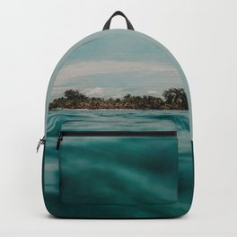 Shipwrecked Ocean Blues Backpack