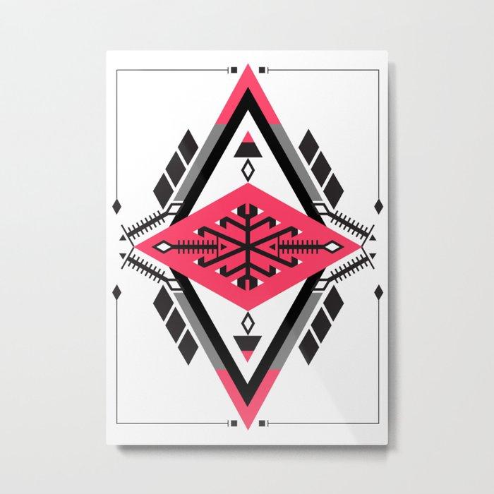 :::Space Rug2::: Metal Print