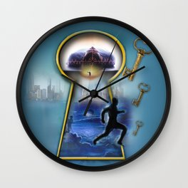 Operation Self Transformation  Wall Clock