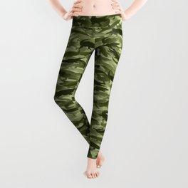 Crocodile camouflage Leggings