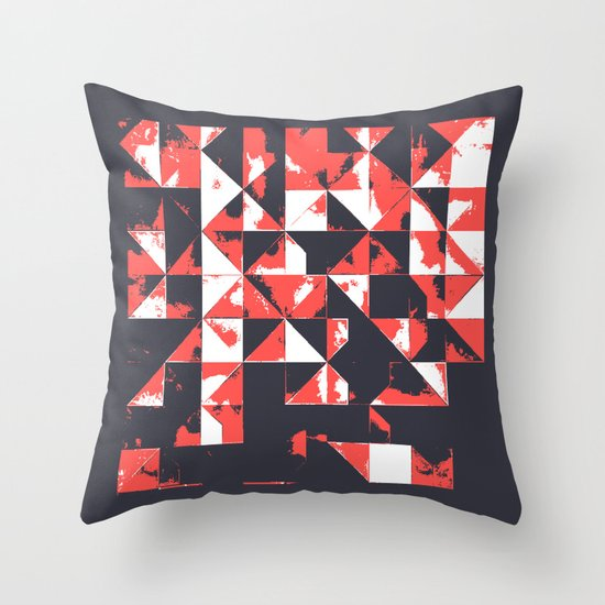cyryl_crysh Throw Pillow