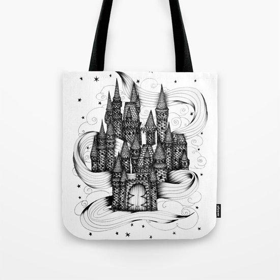 Super Magic Dream Castle Tote Bag