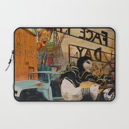 """GARDEN STATE"" Laptop Sleeve"