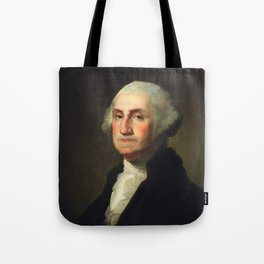 George Washington - Rembrandt Peale Tote Bag