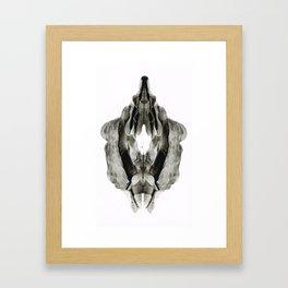 Rorschach Fantasy 2 Framed Art Print