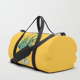 Arid garden Duffle Bag