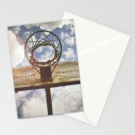 Hoosier Basketball Stationery Cards