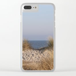 Wild Landscapes at the coast 8 Clear iPhone Case
