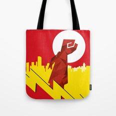 Polygon Heroes Rise 4 Tote Bag