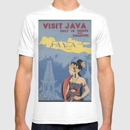 VISIT JAVA T-shirt