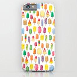 Ice Lolly, Popsicle, Ice Cream, Print.  iPhone Case