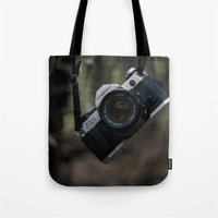 film Tote Bags featuring Film  by Gunjan Marwah