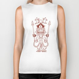 Captain Seabutcher Biker Tank