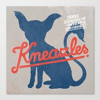 Kneazles Canvas Print