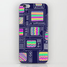 Interference iPhone Skin