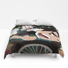 Security Breach Comforters