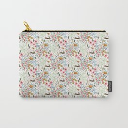 Dancing Hares Carry-All Pouch