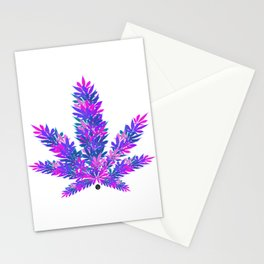Leaves of Grass Stationery Cards