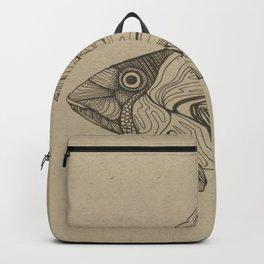 Fishy Line Backpack