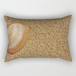 sand towel Rectangular Pillow