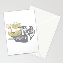 Hummer NY Stationery Cards
