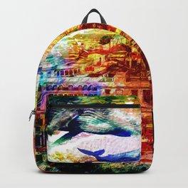 GRAN VÍA MADRID Backpack