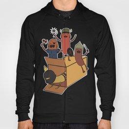 AT - Hog Dog Knights Hoody