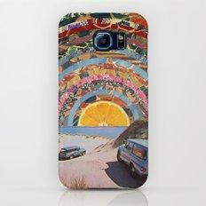 Orange sunset Slim Case Galaxy S7