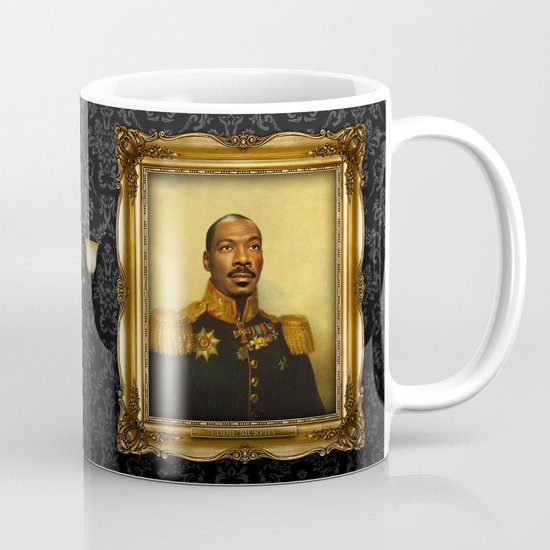 Eddie Murphy - replaceface Coffee Mug