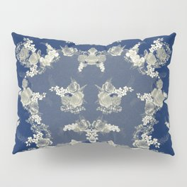 Antoinette Blues Pillow Sham