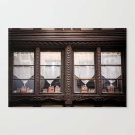 House-ception Canvas Print