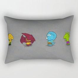 Extreme Dinos Rectangular Pillow