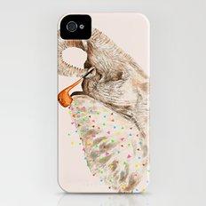 Elephant Sailor iPhone (4, 4s) Slim Case