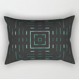 Aztek C Rectangular Pillow
