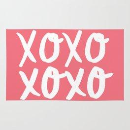 Xo Hugs & Kisses Rug