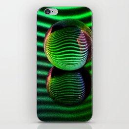 Fresco iPhone Skin