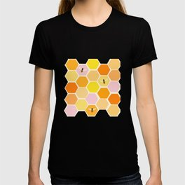 Busy As A Bee In A Hive T-shirt