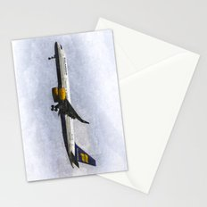 Icelandair Boeing 757 Art Stationery Cards