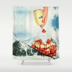 WIP Shower Curtain