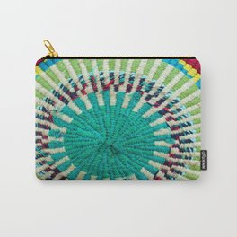 Weaving  Carry-All Pouch