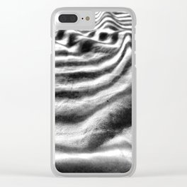 sheet canyons Clear iPhone Case