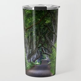 Dark Hedges, Northern Ireland. Travel Mug