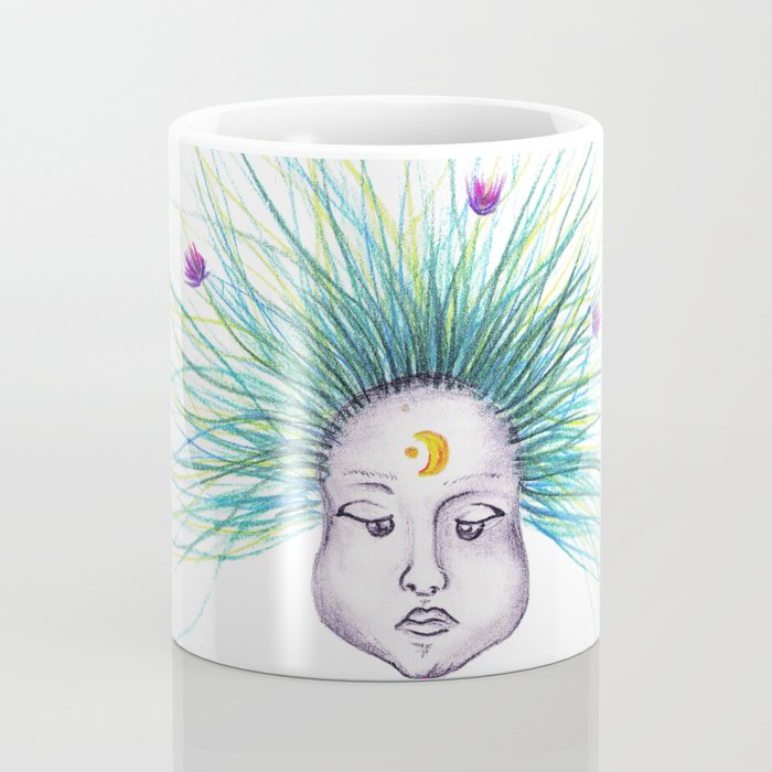 Nixie Coffee Mug